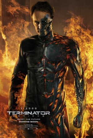 Terminator Genisys character poster