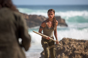 Tomb Raider 2018 movie photo