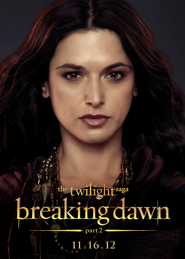 twilight breaking dawn � part 2 character posters