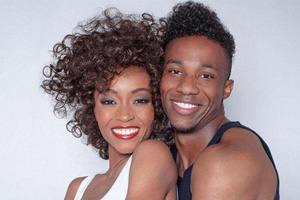 The Whitney Houston movie photo