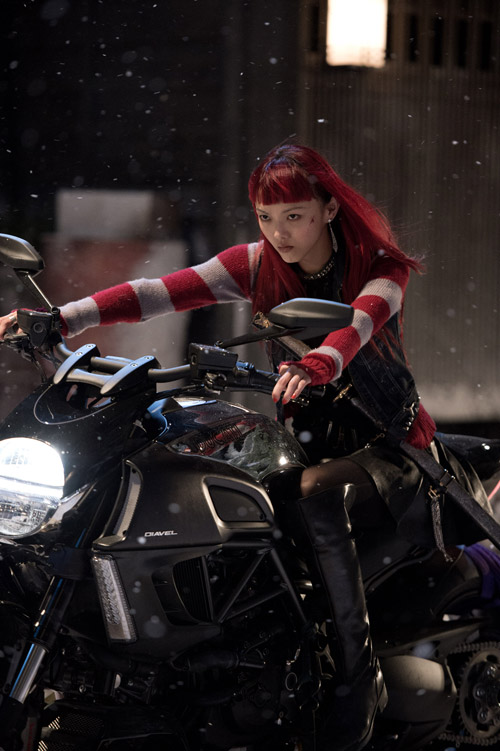 The Wolverine  2013  Hugh Jackman