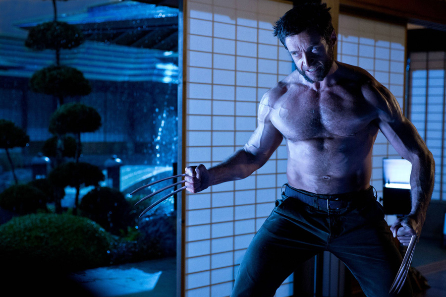 The Wolverine photo