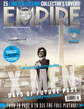 X-Men: Days Of Future Past Bolivar Trask