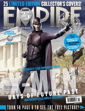 X-Men: Days Of Future Past Magneto