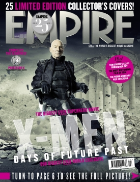 X-Men: Days Of Future Past Professor X