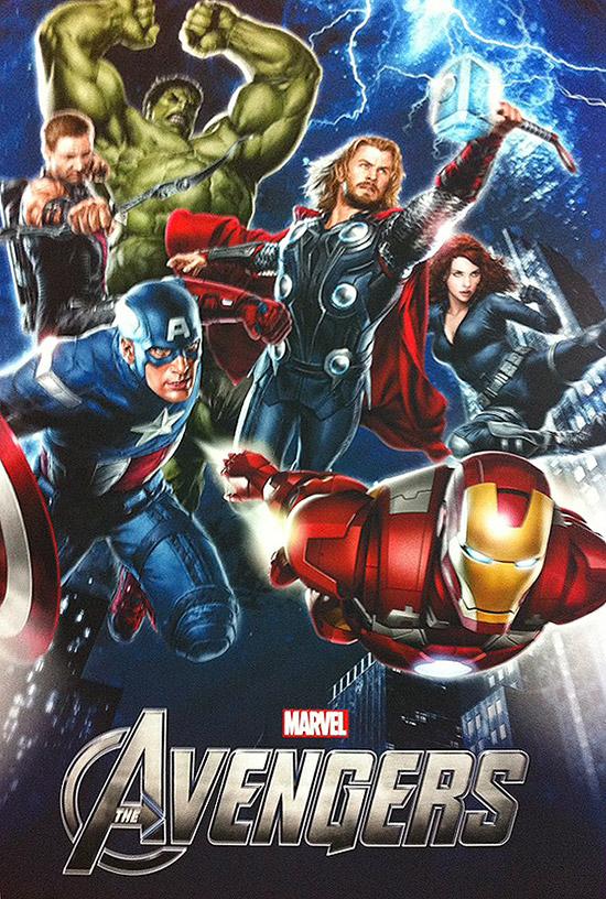 MarvelS The Avengers Filme
