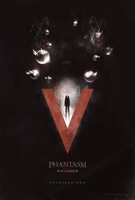 Phantasm Ravager movie poster