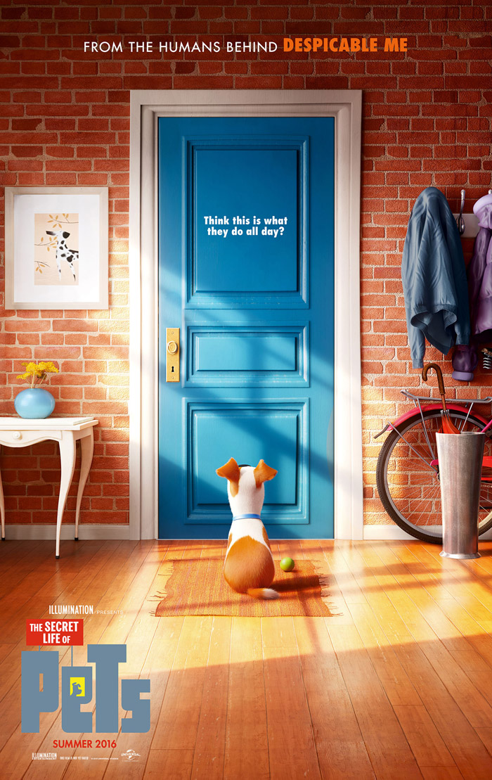 Secret life of pets release date youtube