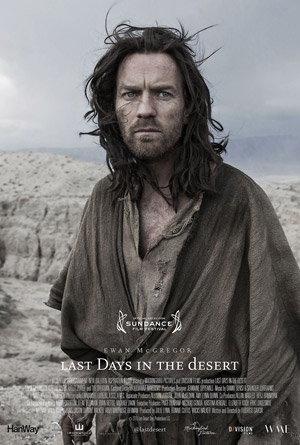 The Last Days in the Desert movie poster