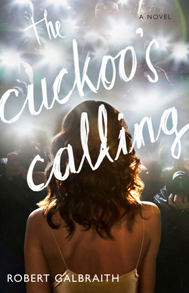 The Cuckoo's Calling book