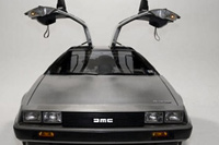 John DeLorean DMC-12 model