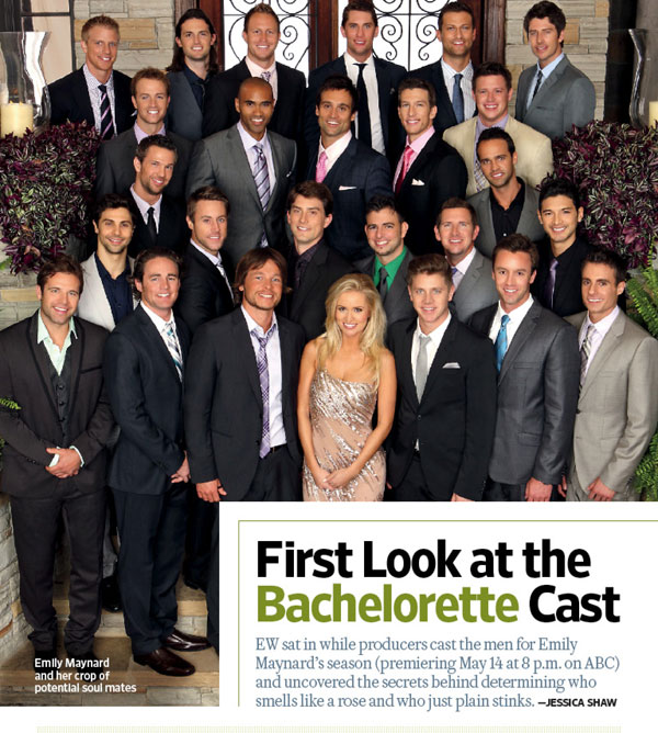 First Look At The Bachelorette Season 8 Cast