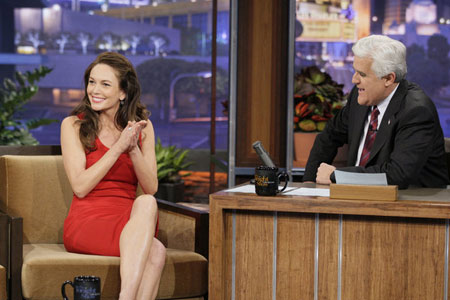 Diane Lane The Tonight Show