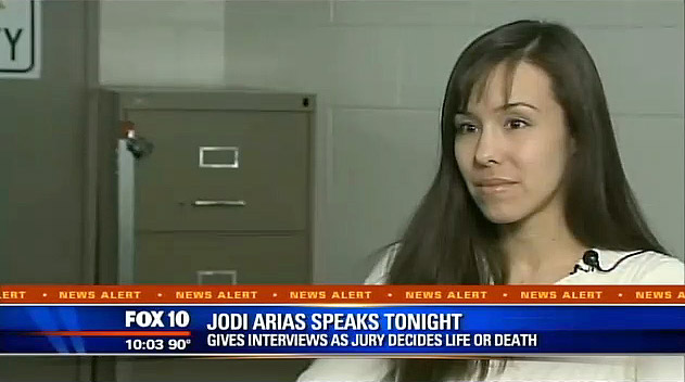 Jodi Arias Interview Photo
