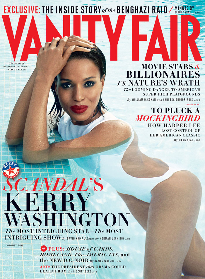 Kerry Washington Vanity Fair cover