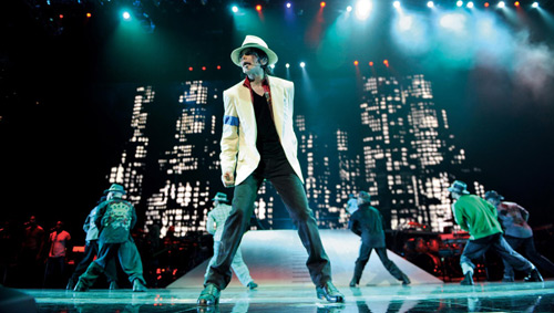 Michael Jackson's This Is It DVD, Blu-ray Get Detailed - Movienewz.com