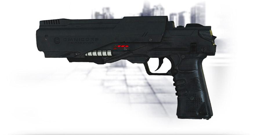 NI-408 gun