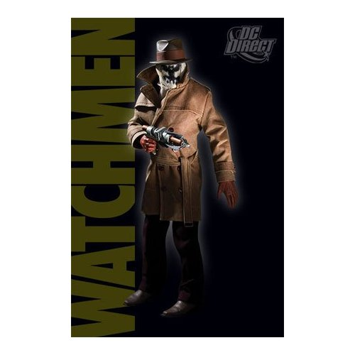 Watchmen Movie: Rorschach 1:6 Scale Deluxe Collector Figure