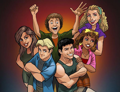 Saved by the Bell Comic Book