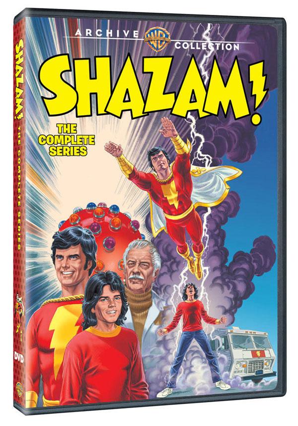 Shazam TV Series