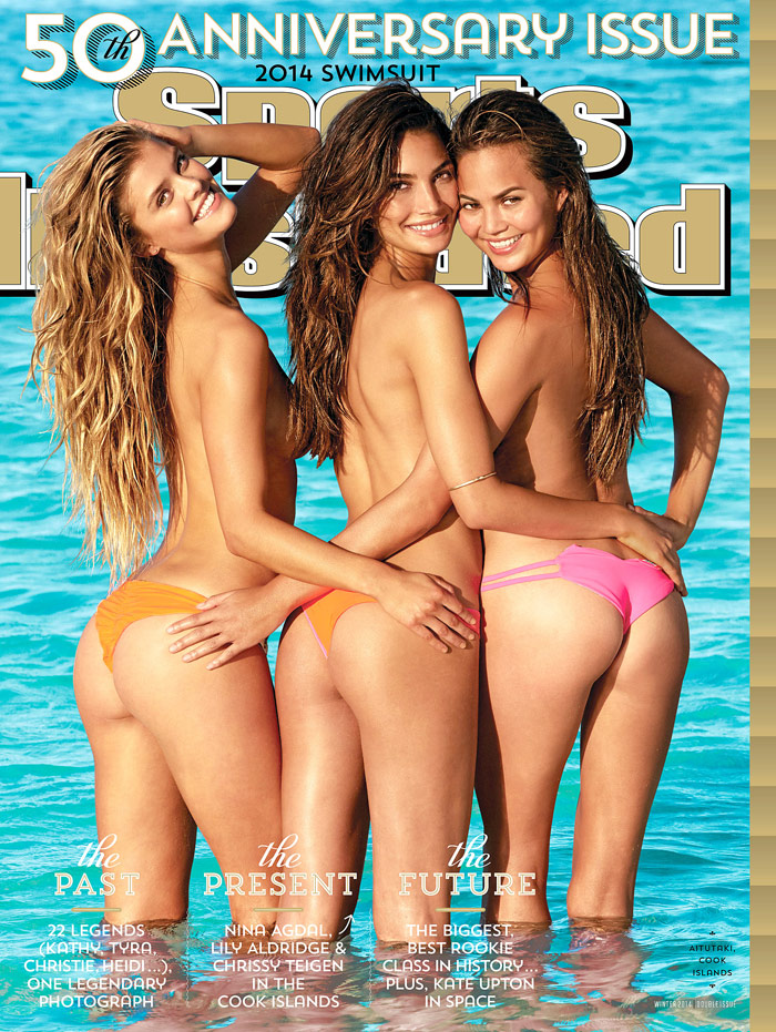 Sports Illustrated 2014 Swimsuit Cover Revealed  : sports illustrated 2014 swimsuit issue from www.movienewz.com size 700 x 931 jpeg 267kB