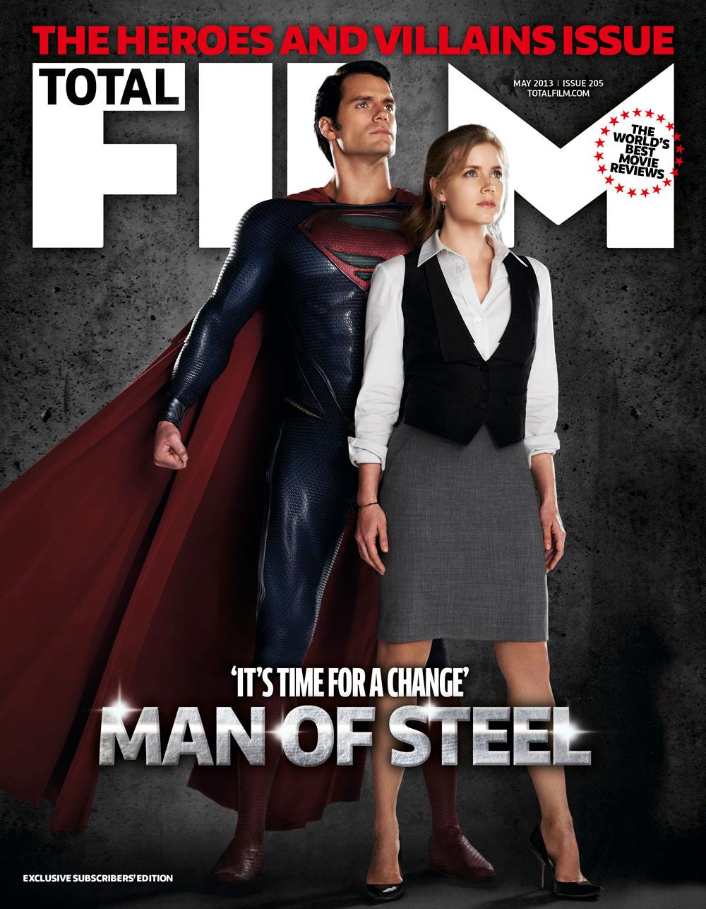 man of steel total film