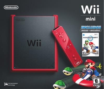 Wii Mini console
