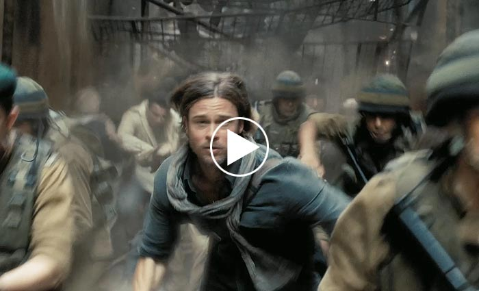 World War Z Trailer Is Here