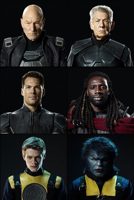 X-Men: Days of Future Past Character Photos