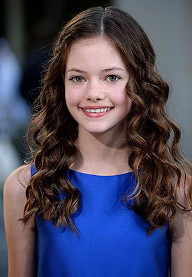 Mackenzie Foy Interstellar