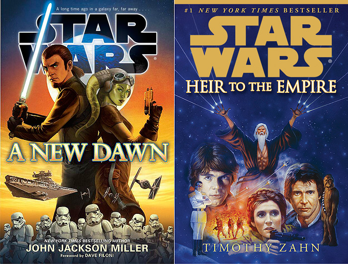 Star Wars A New Dawn novel