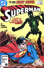 Superman vs Metallo