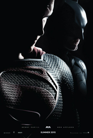 Batman vs. Superman poster