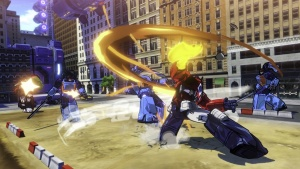 Transformers: Devastation game