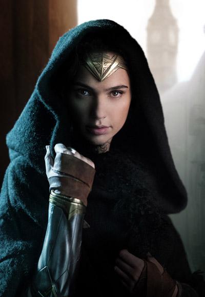 Wonder Woman movie photo