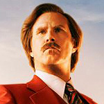 New Poster for Anchorman 2: The Legend Continues