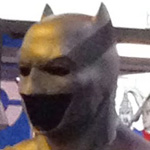 Comic-Con 2014: Photos of New Batsuit from Batman v Superman
