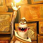 Trailer for the Animated Adventure The Boxtrolls