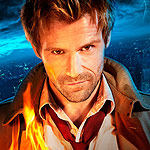Poster for NBC's DC Comic Book Adaptation 'Constantine'