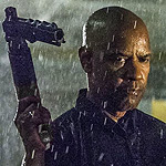 The Equalizer Photos Starring Denzel Washington and Chloe Grace Moretz