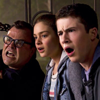 First Look at Jack Black in Goosebumps Movie