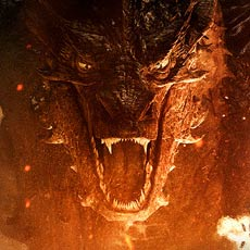 The Hobbit: The Battle of the Five Armies Cover Empire Magazine