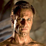 First Official Photo of Aaron Eckhart in 'I, Frankenstein'