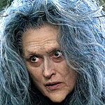 Into the Woods: First Look at Meryl Streep as The Witch