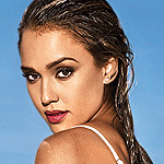 Jessica Alba Entertainment Weekly Bikini Shoot