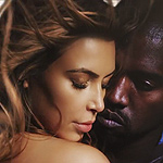 Kanye West 'Bound 2' Music Video feat. Topless Kim Kardashian