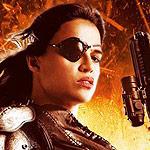 Michelle Rodriguez Gets 'Machete Kills' Character Poster