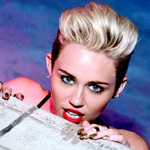 Miley Cyrus Bares All for 'Wrecking Ball' Music Video