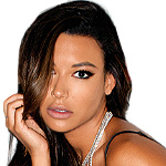 Naya Rivera Covers Rolling Stones Latin Hot List 2013