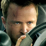 Aaron Paul Shows His 'Need for Speed'